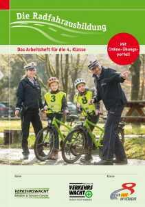 Arbeitsheft Radfahrausbildung