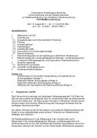 Verwaltungsvorschrift zur Radfahrausbildung